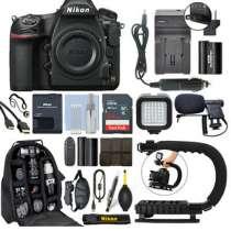 Nikon D850 45.7 MP FX Digital SLR Camera Body + 64GB Pro Vid, в г.Сан-Хосе