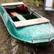 Лодка, в Озерске