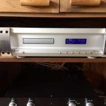 CD-проигрыватель с ламповым выхлопом Musical Fidelity-5.5, в Саратове