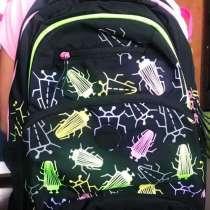 Рюкзак черный с рисунком, в Краснодаре