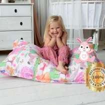 """Пуфик-мешок для детей """"Подушка"""", Принцесса, в Волгограде"""