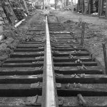 Строительство подкрановых путей мостовых, козловых кранов, в Красноярске