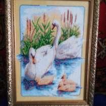 Картина ручная вышивка, в Джанкое