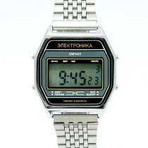 Часы наручные Электроника 52 №1211, в Москве
