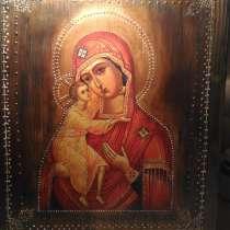 Иконы на деревянной основе состаренные, в Зеленограде