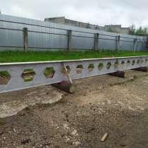 Мост кран балки, в Череповце
