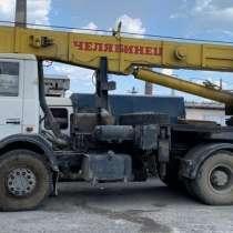 Продам автокран 32 тн, шасси МАЗ, в Набережных Челнах