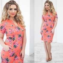 Красивое платье с розами, в г.Донецк