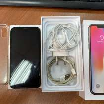 IPhone X 256 GB Space Gray, в Москве
