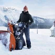 Уборка снега. Чистка снега, в Оренбурге