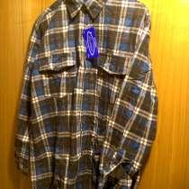 Рубашка мужская байковая новая размер ворота 42, в Владимире