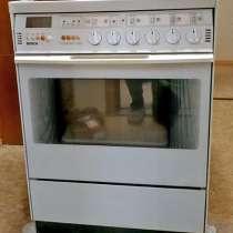 Плита электрическая б/у BOSCH HES 6821 в рабочем состоянии, в Москве