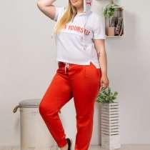 Спортивный костюм р 48 белый с красным, в г.Одесса