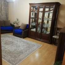 3-комнатная квартира, ул. Бараева, Центр города, 74,2 кв. м, в г.Астана