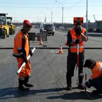 Дорожные рабочие (вахта), в Санкт-Петербурге