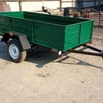 Купить новый легковой прицеп 2300*1300 от завода, в г.Черкассы
