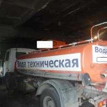 Доставка воды автоцистерной, в Челябинске