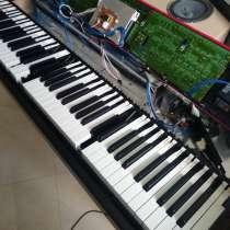 Ремонт синтезаторов и пианино, в Москве