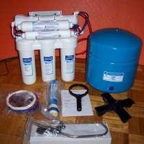 Фильтры для воды, системы обратного осмоса - монтаж, сервис, в г.Луганск
