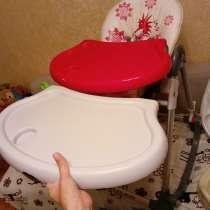 Отдам детский стульчик и ванночку, в Москве
