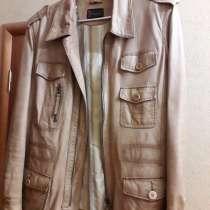 Продам куртку кожа Турция 50 размер, в Иркутске