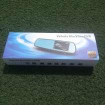 Зеркало-видеорегистратор Vehicle Blackbox DVR, в Москве