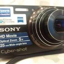 Фотокамера цифровая Sony Cyber-shot DSC-W570, в Димитровграде