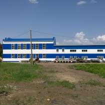 Продается промышленный комплекс с участком земли, в Узловой