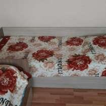 Кровать с ортопедическим матрасом, в Иркутске
