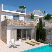 Недвижимость в Испании, Новая вилла рядом с пляжем от застр, в г.Los Alcazares