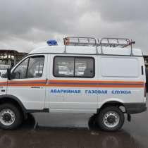 Изготовление автомобилей аварийной газовой службы Соболь, в Когалыме