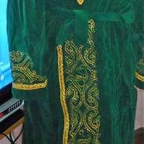 Продам Чапан мужской с Аир-Колпаком новый, размер 50-54, зел, в г.Уральск