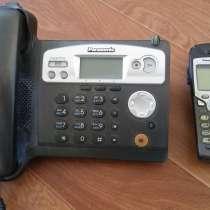 Продается Радиотелефон Panasonic KX-TCD540 с доп. трубкой, в Нижневартовске
