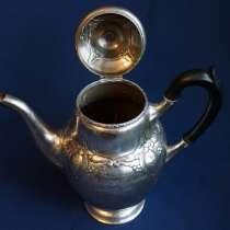 Старинный чайный набор. Серебро, в Санкт-Петербурге
