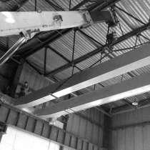 Монтаж и демонтаж кранов мостовых, козловых, кран балок, в Красноярске