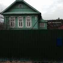 Продам дом бревенчатый с хозпостройками. Колодец, забор мет, в Гаврилов-яме