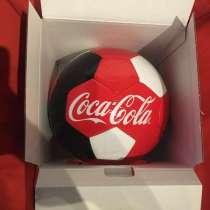 Продам новый мяч Кока-Кола в упаковке, в Москве