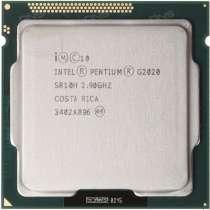 Процессор Socket 1155 Intel G2020 Ivy Bridge, в Перми