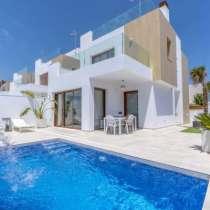 Недвижимость в Испании, Новый виллы в Торре де ла Орадада, в г.Pilar de la Horadada