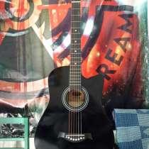 Гитара акустическая. Новая, в г.Андижан