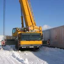Аренда автокранов LIEBHERR от 55 до 250 тонн, в Москве