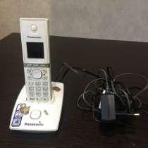 Стационарный домашний телефон Panasonic, в Москве