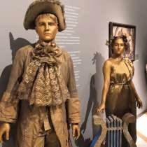 Живые статуи, в Южно-Сахалинске