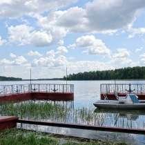 Летние домики на озере Девинское, в г.Орша