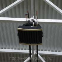 Гибкая нержавеющая подводка для подключения тепловых завес и калориферов, в Чебоксарах