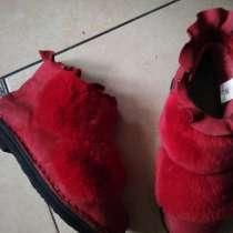 Ботинки стильные на зиму 39-40р, в Москве