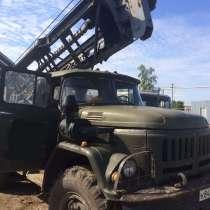 Буровая МРК-750, в Ростове-на-Дону