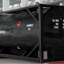 Танк-контейнер T3 новый 24 м3 для битума, в Владивостоке