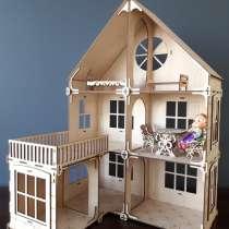 Кукольный домик с мебелью, в г.Дунаевцы