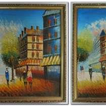 Картина №26 Париж 50*60, в Симферополе